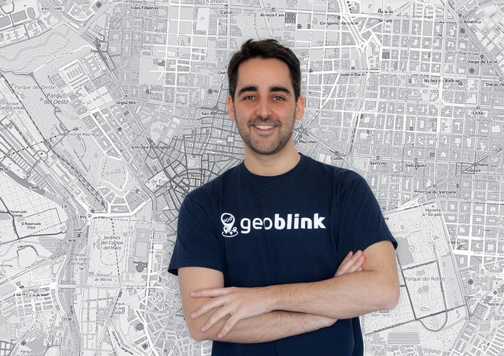 Jaime Sánchez-Laulhé es el CEO de Geoblink