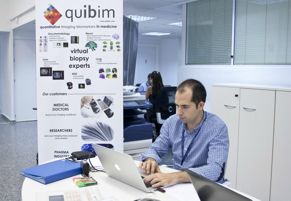Quibim - Aceleradora de Empresas Lanzadera