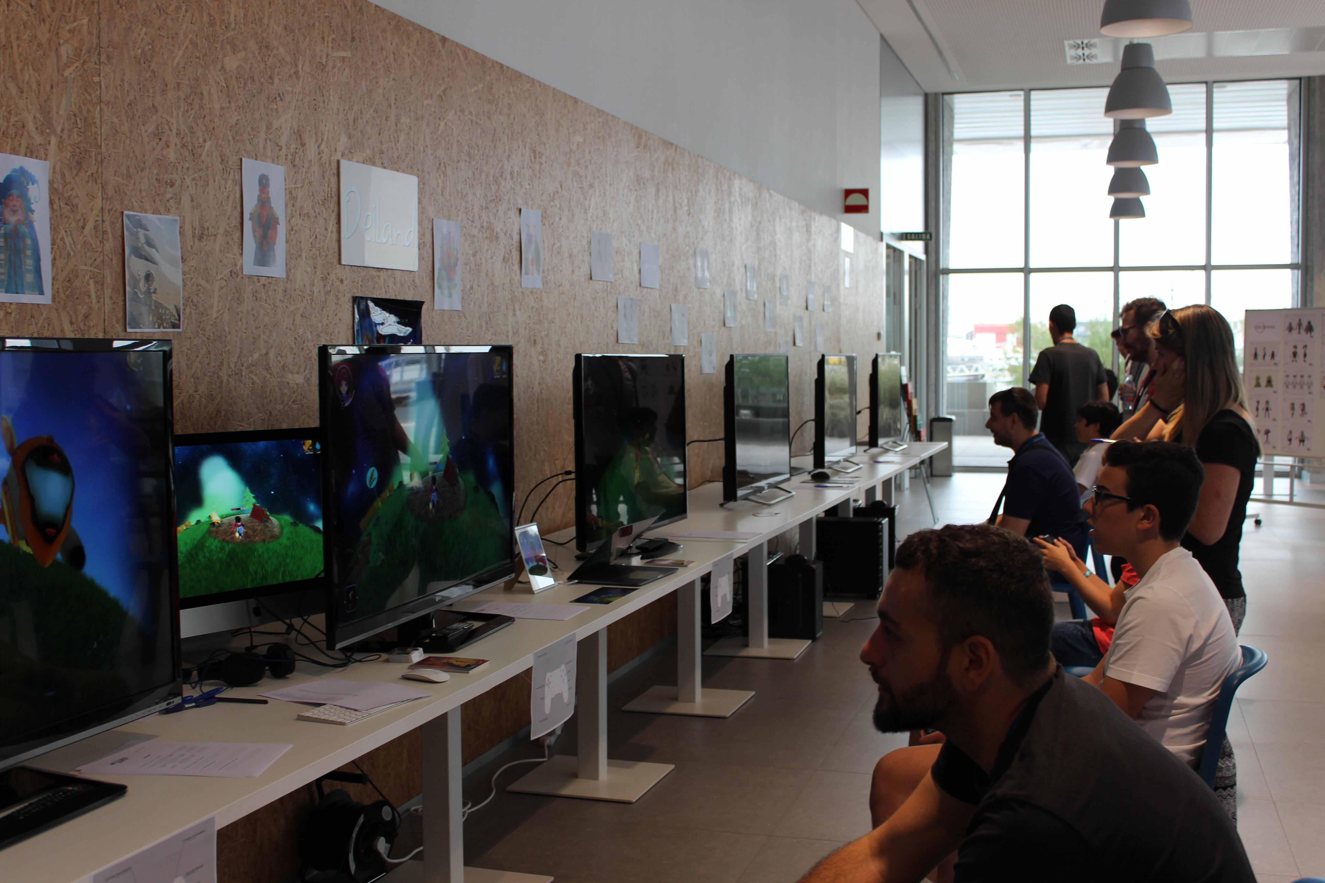 Testing Day PlayStation Lanzadera