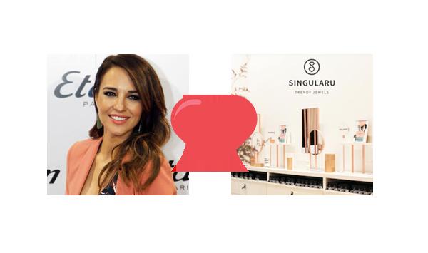 Paula Echevarria y Singularu - Lanzadera - Startups y famosos