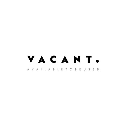 VACANT.