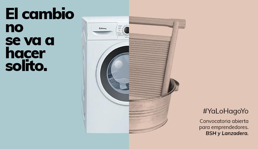 lavadora home tech electrodomesticos