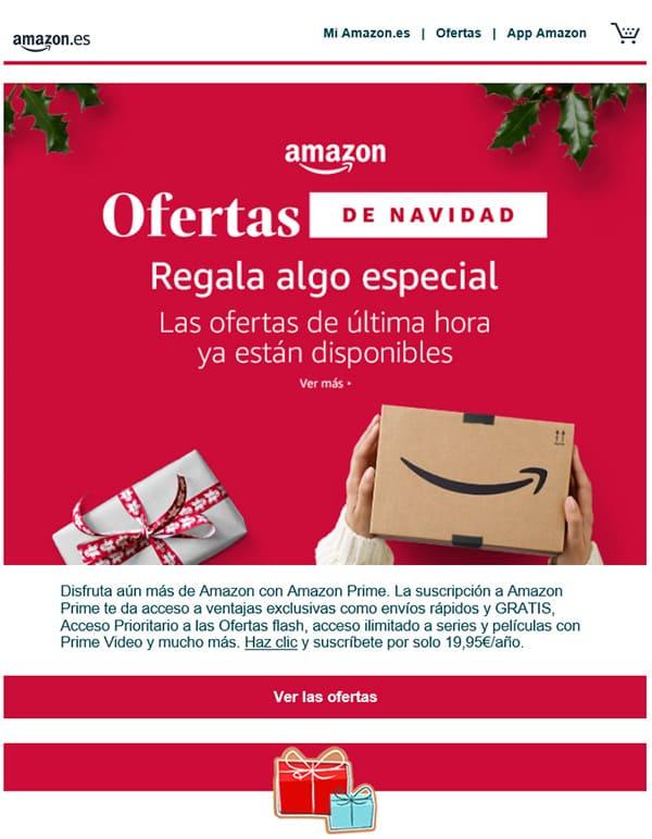 Ofertas de última hora - Amazon