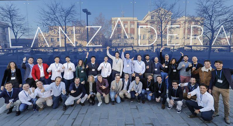 21 Empresas más en Lanzadera - Foto emprendedores