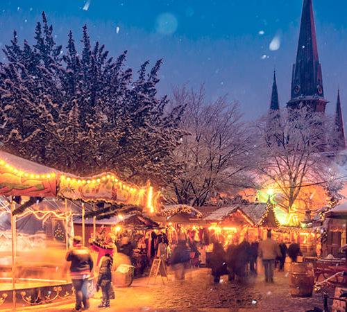 Markets navideños para emprendedores