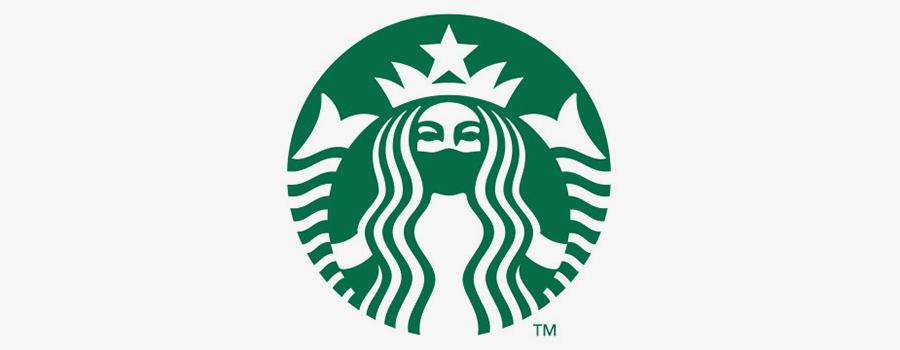 Campañas de publicidad creativas con motivo del coronavirus - Starbucks