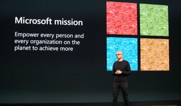 Empresas que superaron momentos difíciles - Microsoft