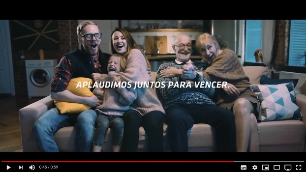 Campañas de publicidad creativas con motivo del coronavirus - Mapfre