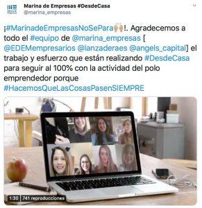 Campañas de publicidad creativas con motivo del coronavirus - Marina de Empresas