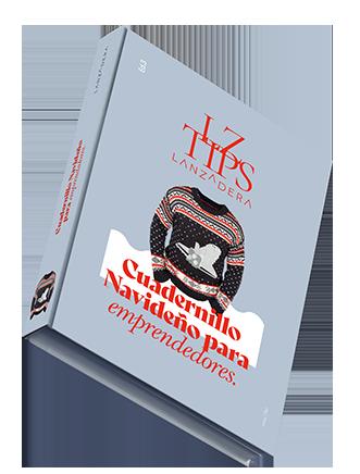 Cuadernillo navideño para emprendedores