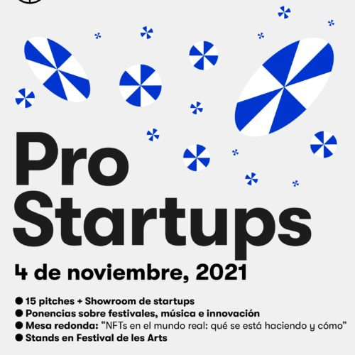 Les arts pro startups